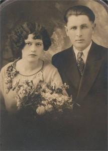 Albertson Orlando and Florence Wangsness